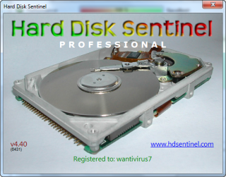 Hard Disk Sentinel Professional 4.40 Build 6431 Full Version